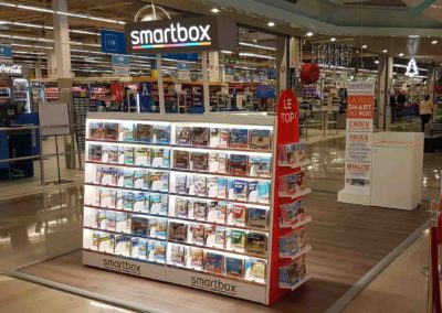 Smartbox – Carrefour